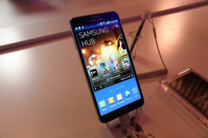 Samsung Galaxy Note 3'e daha fazla renk