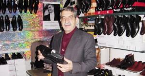 'Kendisini seven ısmarlama  ayakkabı giymeli'