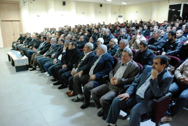 Kürt Meselesine İslami bakış ve Çözüm Süreci konferansı