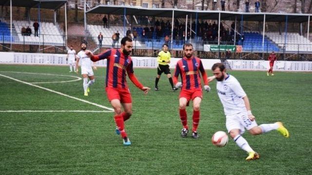 Mardinspor Tatvan Gençlerbirliği'ne boyun eğdi:1-0