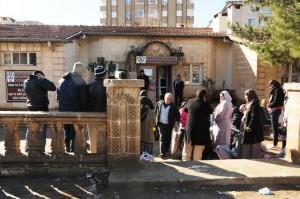 Suudi Arabistan'dan Mardin'deki Suriyelilere yardım
