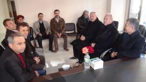 MTDF'dan siyasi partilere ziyaret