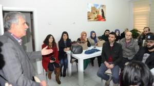 Medyatik Gençler Gazetecilerle buluştu