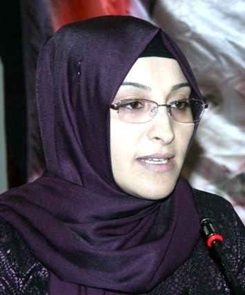 AK Parti Artuklu Kadın Kollarına Züleyha Öncel seçildi