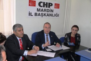 CHP heyeti bölgeyi değerlendirdi