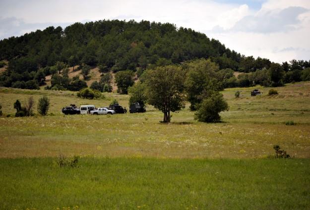 Dağa kaçırılmak istenen 5'i çocuk 6 kişi kurtarıldı