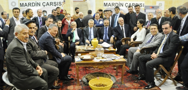 Mardin Standına Emitt Fuarı'nda Büyük İlgi