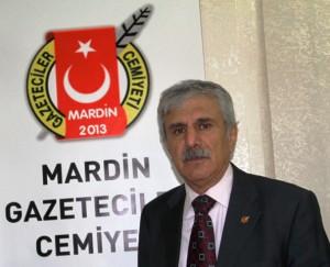 Başkan Çelik: Yasalarla basına yasaklara karşıyız