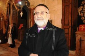Süryaniler Vaftiz Bayramı'nı kutladı