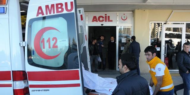 Ömerli'de Silahlı Saldırı: 4 Kişi yaralandı