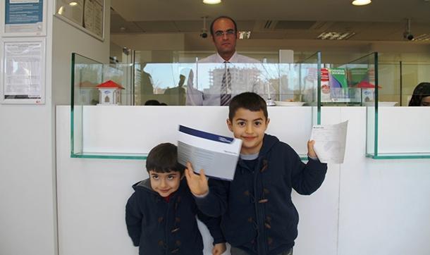 Karne hediyesi paralarını Bank Asya'ya yatırdılar