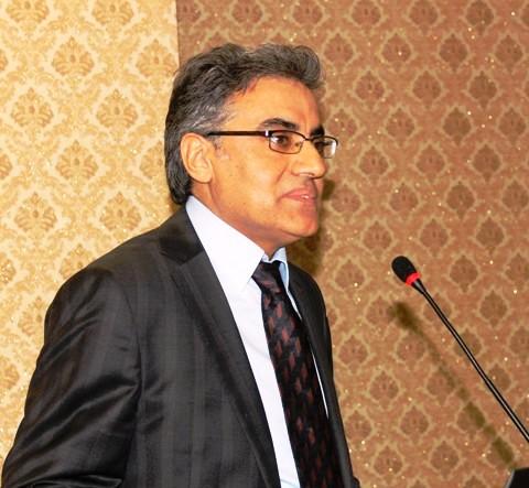 Rektör Yardımcısı Erkol, rektörlük adaylığını açıkladı
