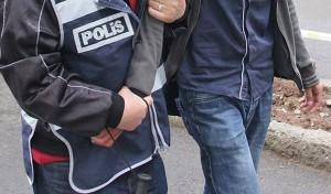 Hırsızlık yaptıkları iddiasıyla 4 şahıs tutuklandı