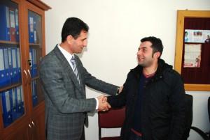 Kürtçe eğitim alanında Midyat'a ilk atama
