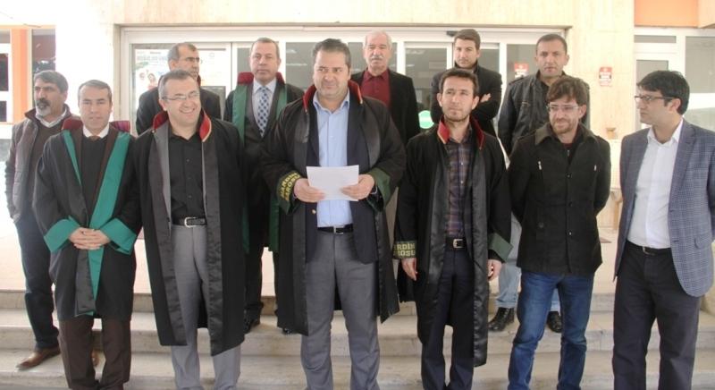 Baro başkanlarından İç Güvenlik Paketine tepki