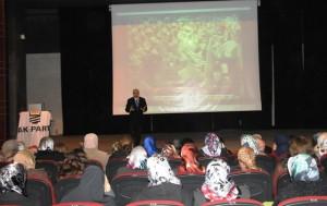 AFAD'tan eğitim semineri