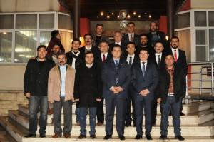 """""""Antalya'da Mardin turizmi  için elçilik görevi üstleneceğim"""""""