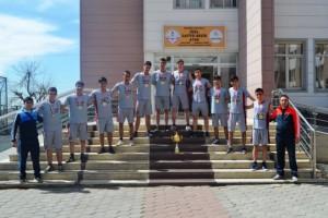 Atak Koleji atletizm  takımı Mardin birincisi
