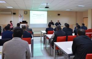 Hazır beton üreticilerine bilgilendirme toplantısı