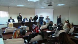 Kızıltepe'de kayıt dışı çalışan esnaf için toplantı