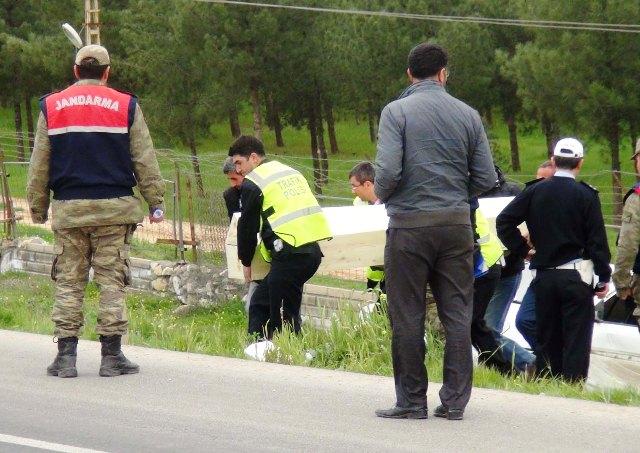 Kızıltepe'de trafik kazasında bir kadın öldü