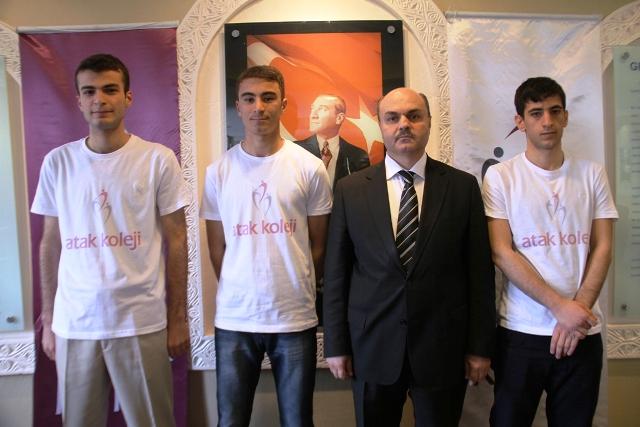 YGS Türkiye 28.si Atak kolejinden