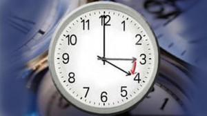 Saatler 29 Mart'ta 1 saat ileri alınacak