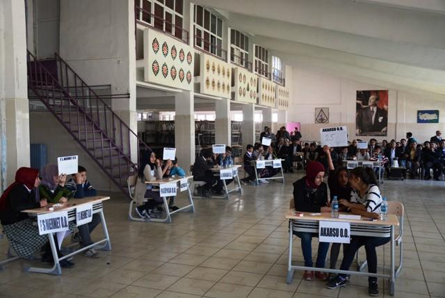Nusaybin'de Siyer-i Nebi bilgi yarışması