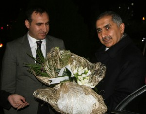 Mardin Valisi Koçak göreve başladı