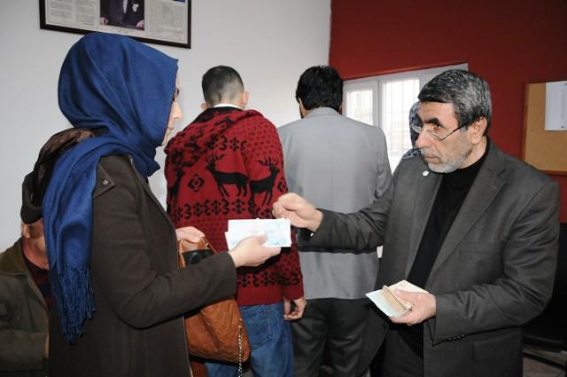 Suriyeli sığınmacılara Almanya'dan yardım