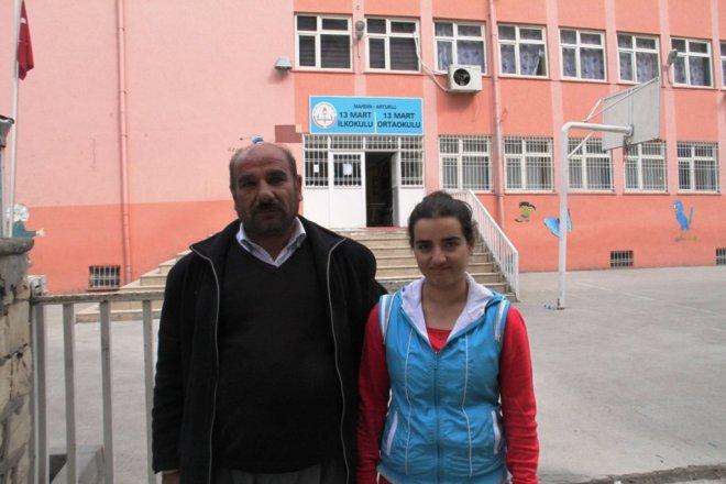 Mardin'de YGS sınavına 22 bin öğrenci katıldı