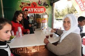 """""""Doğal ve Sağlıklı Çaykur Çayı Sempozyumu"""""""