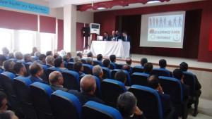 Kızıltepe'de engelliler için toplantı