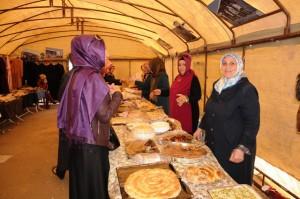 Mardin'de yetimler yararına kermes