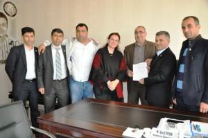 MTDF'ye Mersin'den bir dernek katıldı