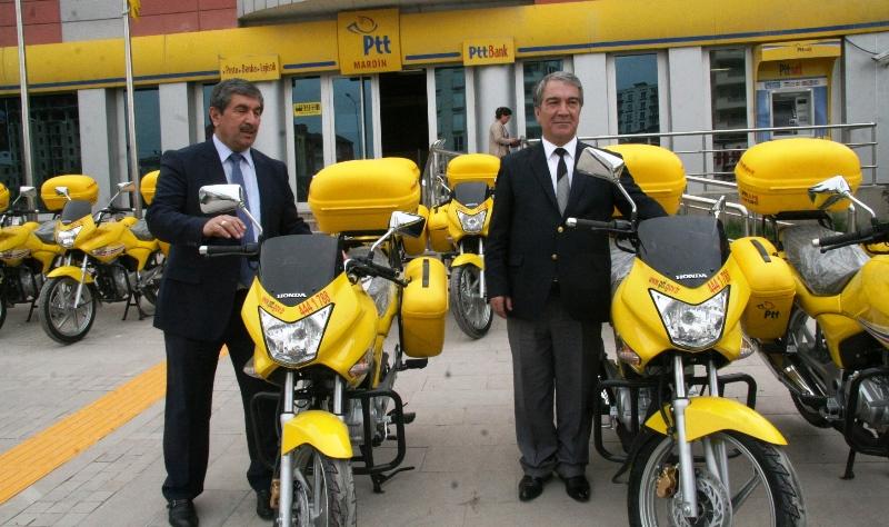 PTT yeni Motorlarla güçlendi