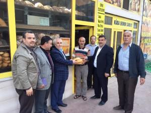 Mardin'de Askıda Ekmek Projesi