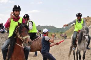 Rahvan At Yarışları heyecanı