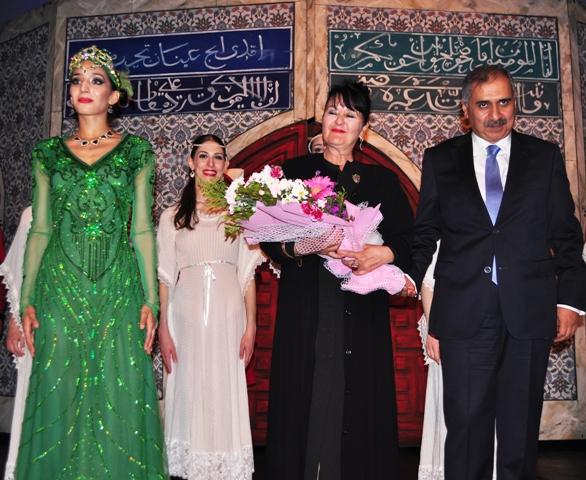 """Mardin Opera ve Bale Günleri"""" sona erdi"""