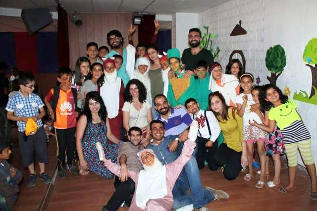 Mardin'de Kürtçe Tiyatro Oyunu