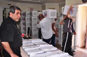Suriyeli sığınmacılar için Ramazan hazırlığı