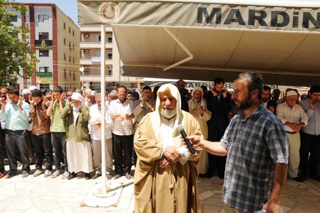 STK'lardan Aytaç Baran için gıyabi cenaze namazı