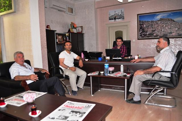 BİK'ten Mardin'deki gazetelere denetleme