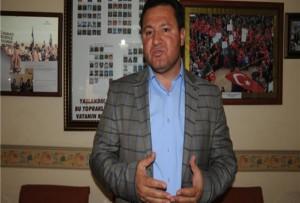 Kandemir, HDP'li Özkan'ı kınadı