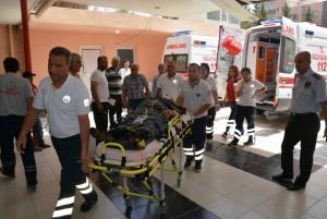 Tır otomobil ile çarpıştı: 1 ölü, 3 yaralı