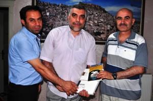 MÜSİAD Mardin Şubesinden Gazetemize ziyaret