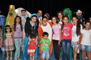 Unutulmaya yüz tutmuş oyunları Kürtçe oynuyorlar