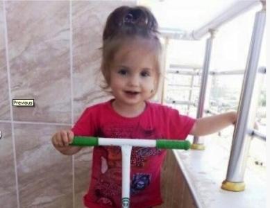 Balkondan düşen çocuk öldü