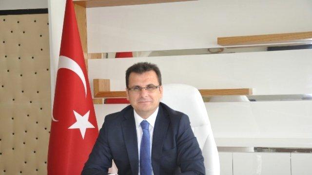 Kızıltepe Kaymakamı Güldoğan göreve başladı