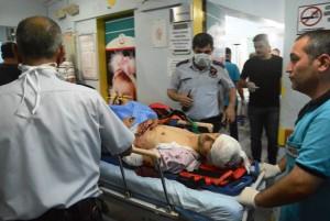 Nusaybin'de polise silahlı saldırı
